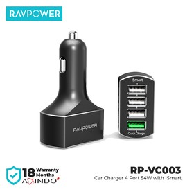 RAVPower Car Charger 4Port