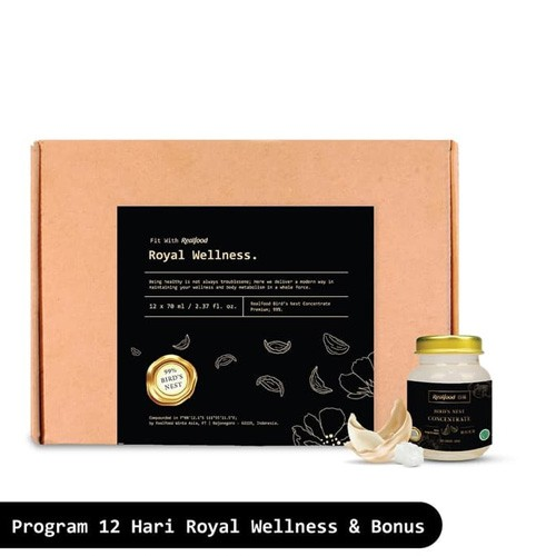 Realfood Promo Royal Wellness 99% Concentrate