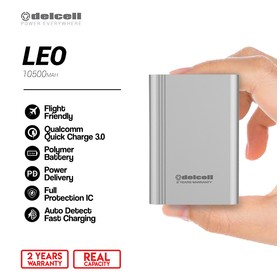 Delcell LEO Powerbank 10500
