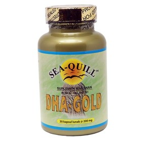 Sea Quill DHA Gold 200Mg -