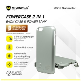 Micropack Power Case Outlan