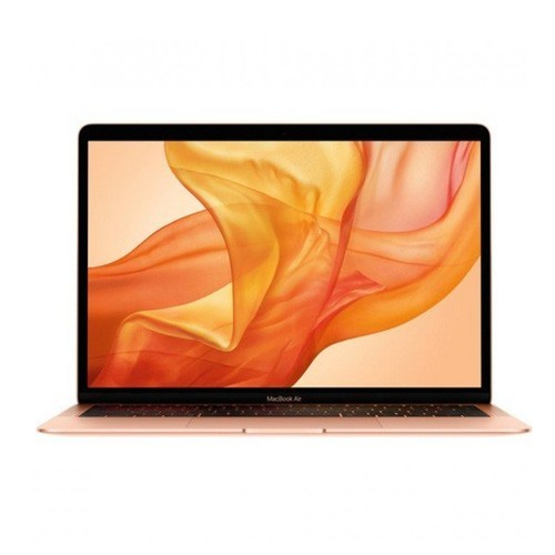 Apple 13 inch Macbook Air with Intel i5/8GB/256GB - Gold (2019) MVFN2ID/A