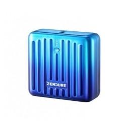 ZENDURE ZDSM10PD - SuperMini 10000mAh Power Bank with USB-C PD 18W Blue