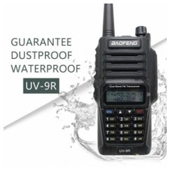 BAOFENG UV-9R - IP67 Waterproof Dual Band Walkie Talkie - 7W Power