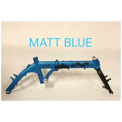 Frame Litepro LUZ 14inch Alloy Fullbike 3sp Blue
