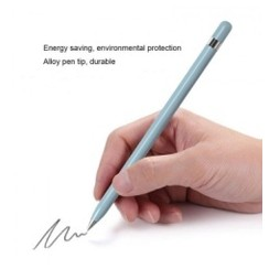 Full Metal Inkless Luxuy Writing Eternal Pen Blue