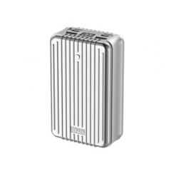 ZENDURE ZDA8PDP - SuperTank 27000Mah Powerbank with USB-C PD 100W Silver