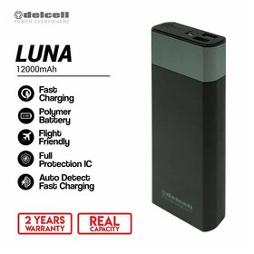 Delcell Power Bank Luna 12.
