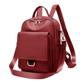 Hoku Backpack Duna - Maroon