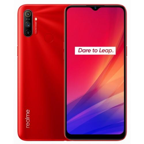 Realme C3 (RAM 3GB/32GB) - Blazing Red