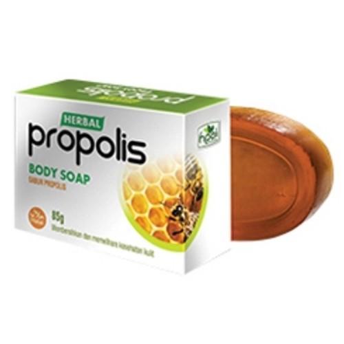 Sabun Propolis HPAI merawat dan membersihkan kulit serta mengencangkan kulit