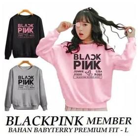 Sweater Blackpink Rose Jenn