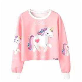 Sweater Cute Unicorn Wanita