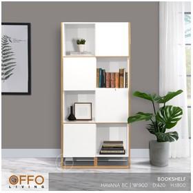 Offo Living - Rak Buku Cant