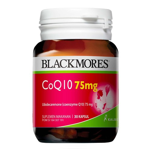 Blackmores Coq10 75 Mg