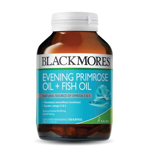 Blackmores Evening Primrose Oil + Fish Oil