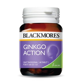 Blackmores Ginko Action For