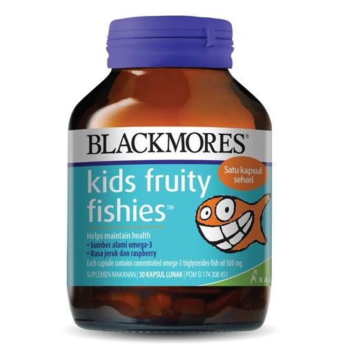 Blackmores Kids Fruity Fishies (30)