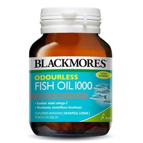 Blackmores Odourless Fish O