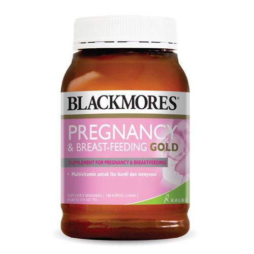 Blackmores PREGNANCY & BREAST FEEDING GOLD (180)