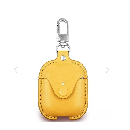 Cozistyle Leather Case for AirPods - Gold (CLCPO003)