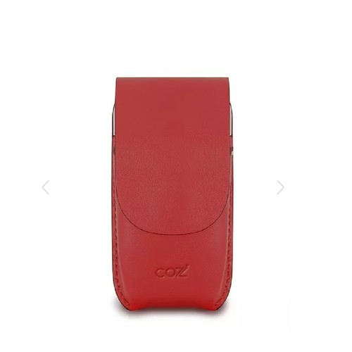 Cozistyle Leather Case for Magic Mouse - Red (CLCMO011)