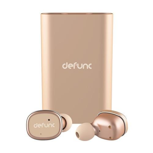 Defunc True Wireless Earbud Built-in Power Bank 2150mAh - Gold