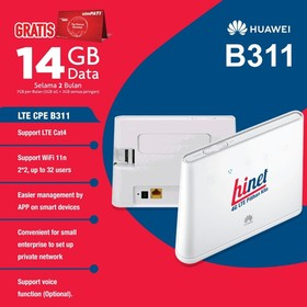 Huawei Home Router 4G LTE B