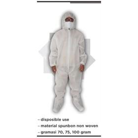 Baju APD (Alat Pelindung Di