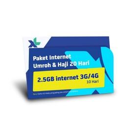 Paket Internet Umroh & Haji