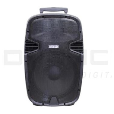 Speaker Meeting ADVANCE H-801 Portable Bluetooth USB FM Free Mic