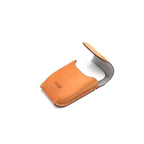 Cozistyle Leather Case for Magic Mouse - Light Brown (CLCMO018)
