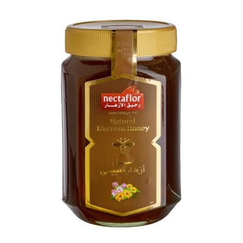 Nectaflor Blossom Honey 250 gr (Jar)