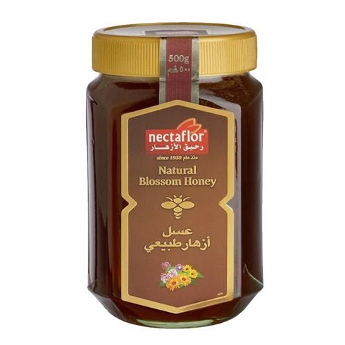 Nectaflor Blossom Honey 500 gr (Jar)