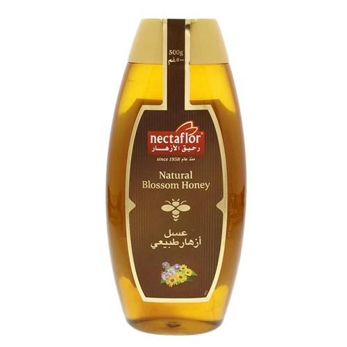 Nectaflor Blossom Honey 500 gr (Sq)