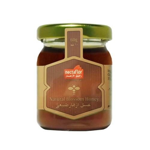 Nectaflor Blossom Honey 60 gr (Jar)