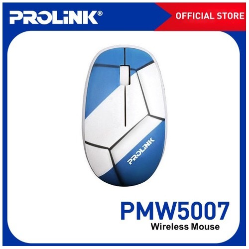 Prolink Mouse Wireless 2.4GHz 1600 DPI PMW5007 ARG