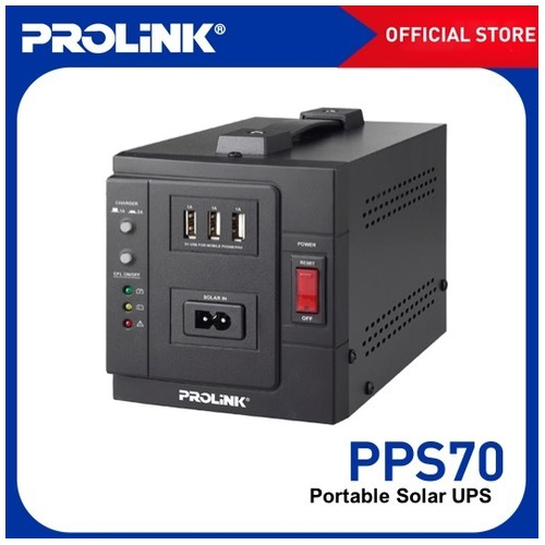 Prolink Portable Solar Unit PPS70