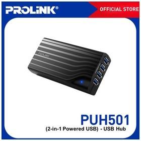 Prolink USB Hub PUH501 - Bl