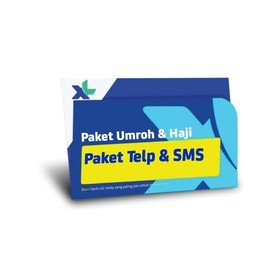 Paket Nelp dan SMS Umroh &