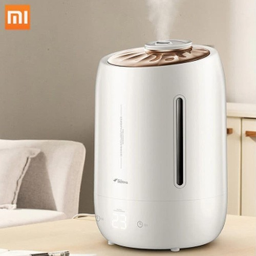 Xiaomi DEERMA F600 Air Humidifier 5L Pelembab Touch Screen with Timer