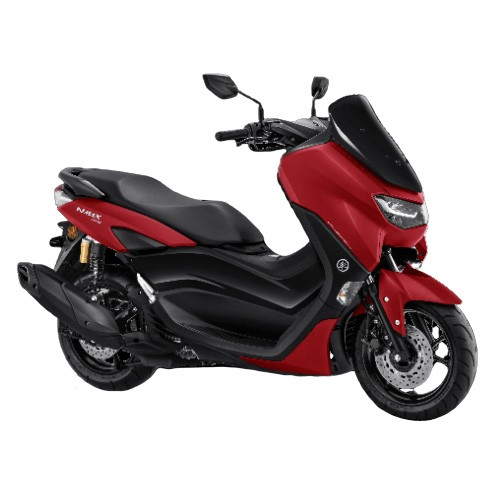 Yamaha All New Nmax 155 Standard Version - Matte Red