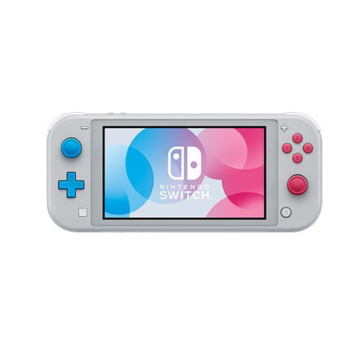 Nintendo Switch Lite Pokemon Sword Shield Zacian And Zamazenta