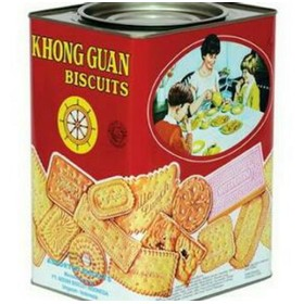 Khong Guan Red Biscuit 1600