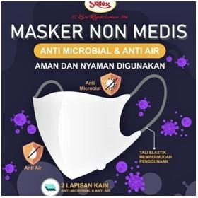 MASKER SRITEX NON MEDIS ANT