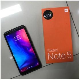 Xiaomi Redmi Note 5 - 4 / 6
