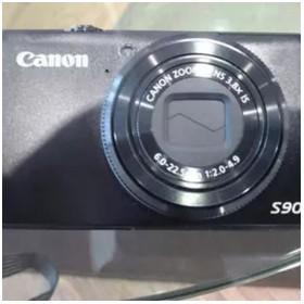 Canon PowerShot S90 (Batang