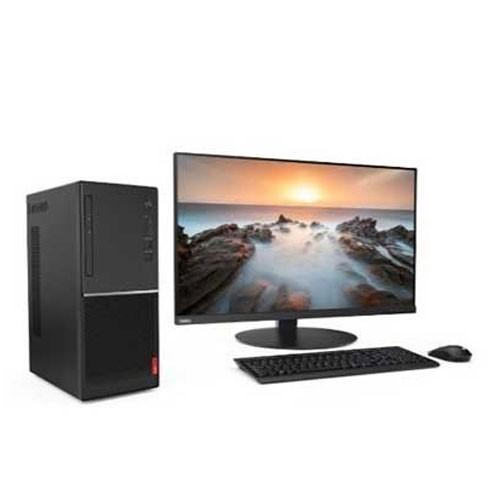 Lenovo PC TOWER V55t-15 (11CCS00T00) + Monitor ThinkVision S22e-19 21.5-inch