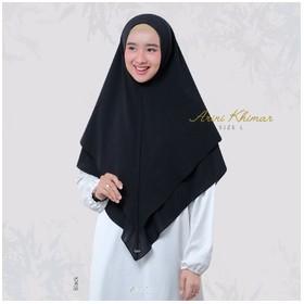 Audina Arini Khimar - Black