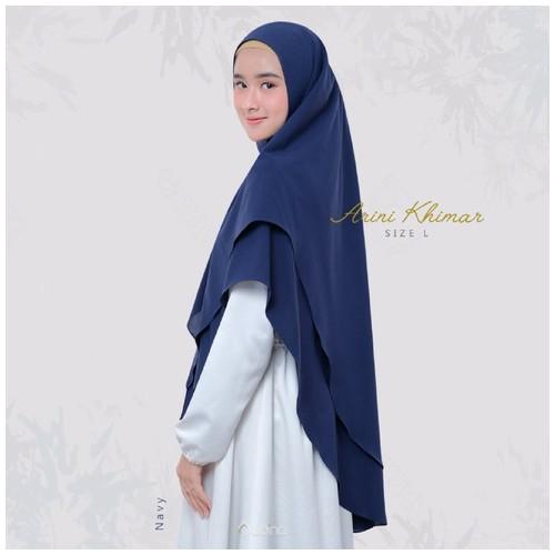 Audina Arini Khimar - Navy